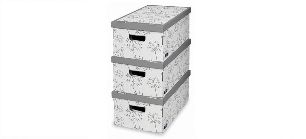 Set de 3 Cajas Decorativas Baratas